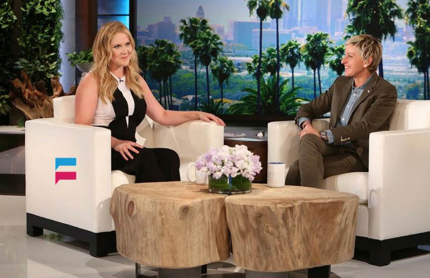 The Unbelievably Hilarious Amy Schumer Interview