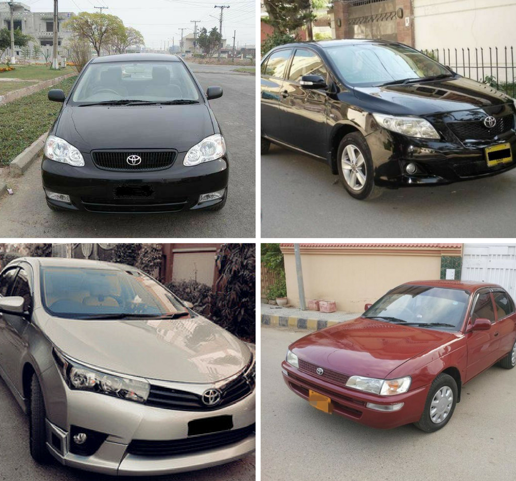 rent a car in karachi
