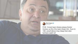 Rishi Kapoor anti-Pakistan Tweets – #PAKvIND #CT17 Final