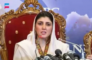 Ayesha Gulalai makes serious allegations against Imran, Khattak