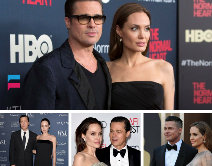 Report- Angelina Jolie and Brad Pitt's 'divorce is off'