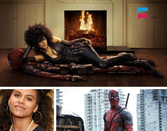 Zazie Beetz as Domino Revealed in Deadpool 2