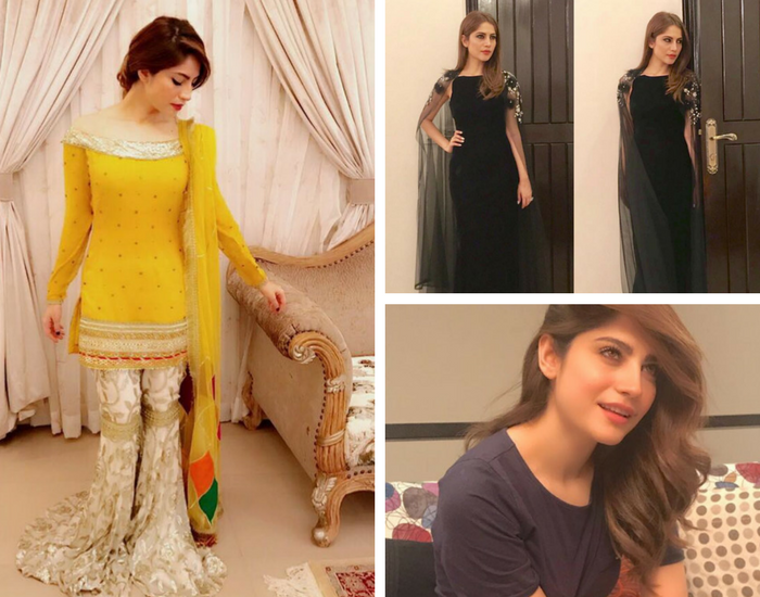Neelam Muneer Actress Model