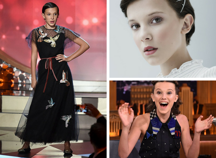 Millie Bobby Brown Biography - Wiki - Pictures