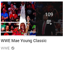 WWE Moe Young Videos