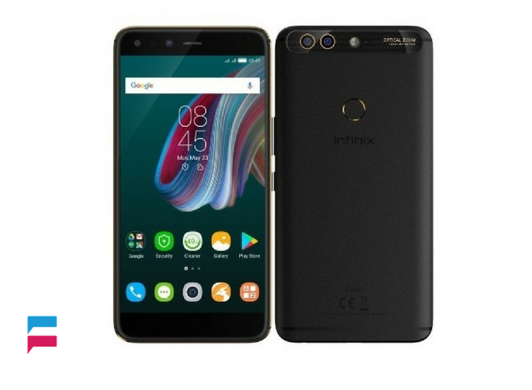 Infinix Zero 5 - specification & Prices