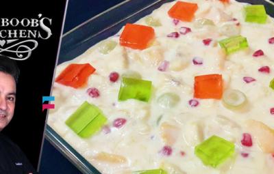 Lab e Shireen Recipe by Chef Mehboob Khan