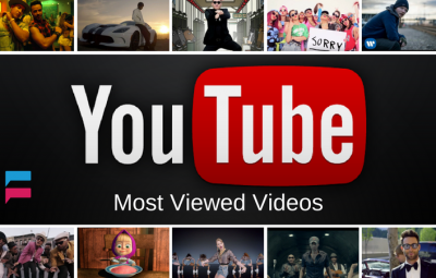 Most Viewed Videos youtube