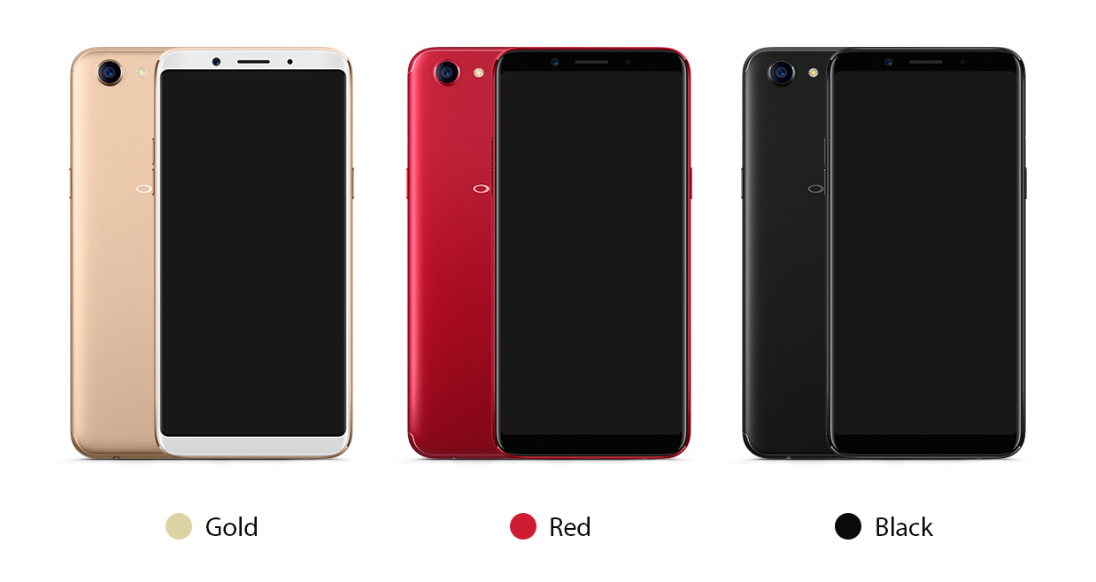 Oppo F5 6GB images