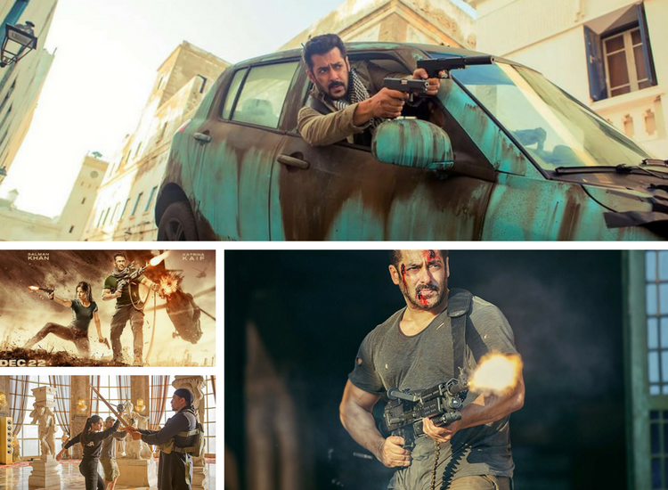 Tiger Zinda Ha - Pictures