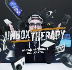 unbox therapy lewis hilsenteger