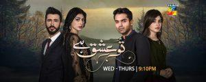 Tu Ishq Hai  – Hum Tv Drama