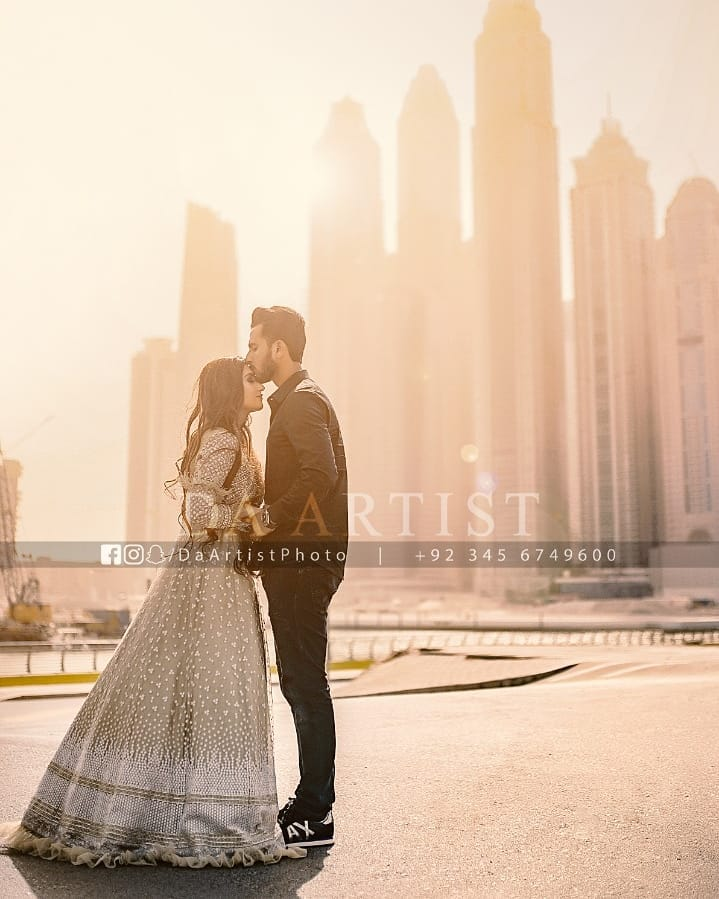 Hassan-Ali Wedding Photoshoot