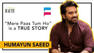 Humayun Saeed REACTS to MEAN COMMENTS About Meray Paas Tum Ho | Something Haute