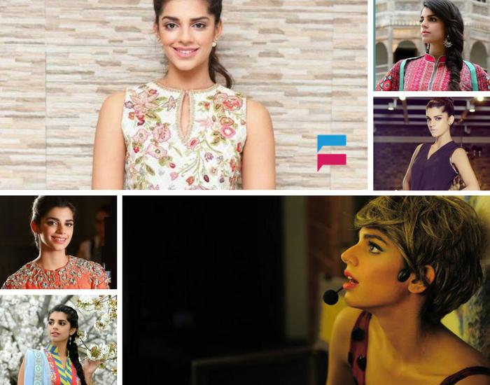 Sanam Saeed - Pakistan Female model