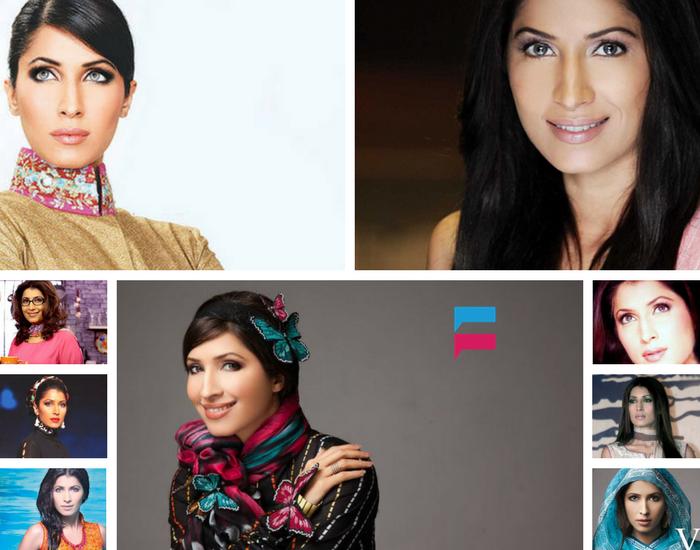 Vaneeza Ahmad - Pakistan Female model