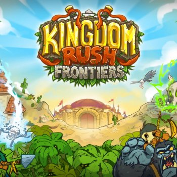 Kingdom Rush Frontiers - Play Adventure Games online