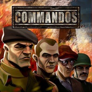 Commando - Play Action Games online