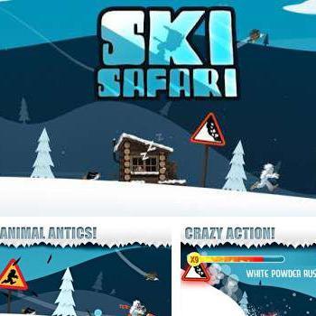 Ski Safari - Play Adventure Games online
