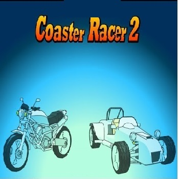 Coaster Racer 2 - Play Racing Games online