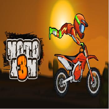 Moto X3M - Play Racing Games online