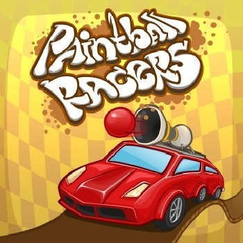 PaintBall Racers - Play Racing Games online