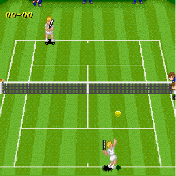 Tennis - Play Sports Games online