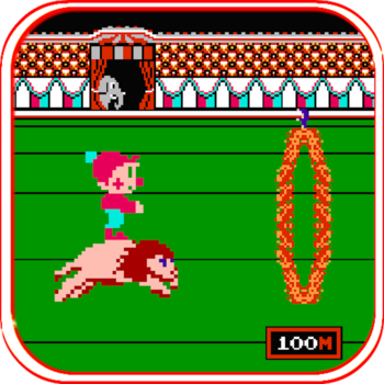 Circus Charlie - Play Arcade Games online