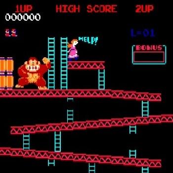 Donkey Kong - Play Arcade Games online