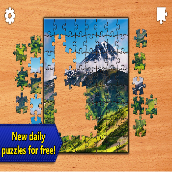 Jigsaw Puzzle Intermediate - Play Puzzle Games online