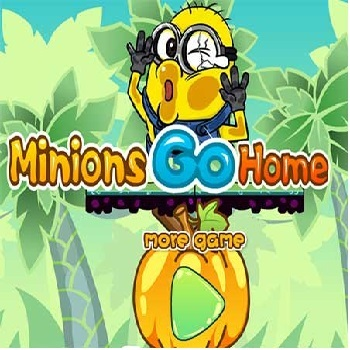 Minions Go Home - Play Puzzle Games online