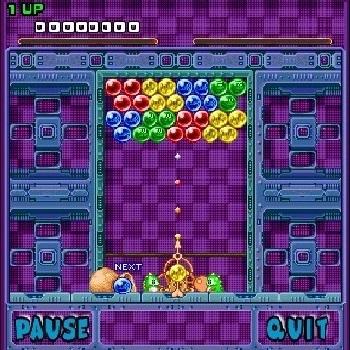 Puzzle Bobble - Play Arcade Games online