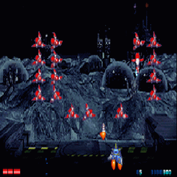 Space Invaders - Play Arcade Games online
