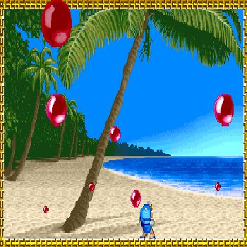 Super Pang - Play Arcade Games online