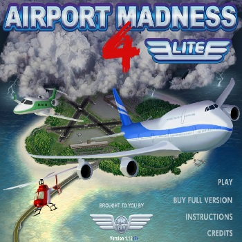 AirPort Madness 4 Lite - Play Simulation Games online