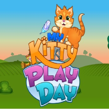 Kitty Play Day - Play Simulation Games online