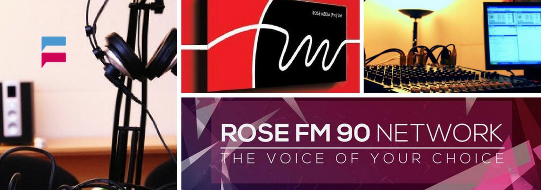 Rose FM90 live radio