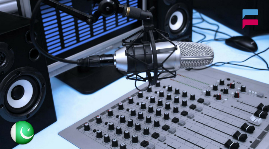live radio pakistan