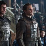 Matt Damon and Pedro Pascal in The Great Wall (2016)