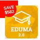 Education WordPress Theme Education WP - ThemeForest Item for Sale