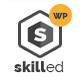 Skilled - School Education Courses WordPress Theme - ThemeForest Item for Sale