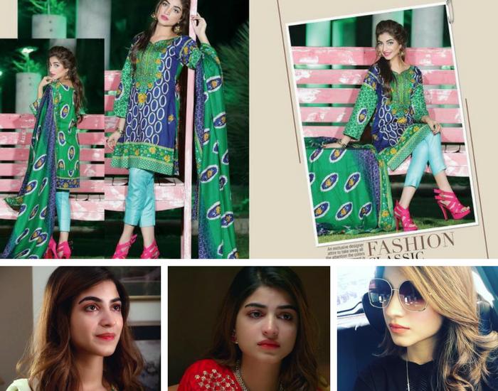 Kinza Hashmi actress model