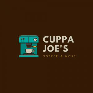 cafe logo design