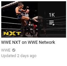 WWE Next Videos