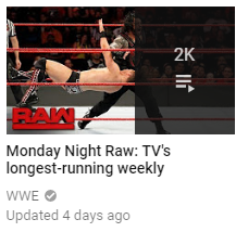 WWE Raw Videos