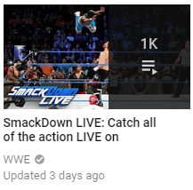 WWE Smackdown Videos