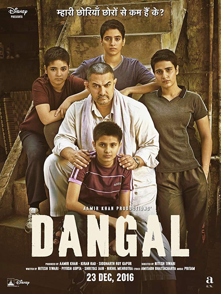 Dangal Amir Khan movie