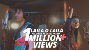 Laila O Laila – Ali Zafar ft Urooj Fatima | Lightingale Productions